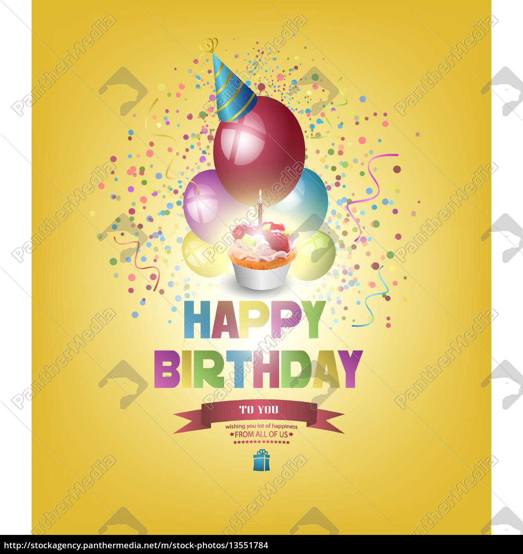 happy, birthday - 13551784