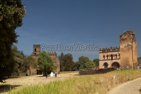 gemp palace grounds in gondar official
