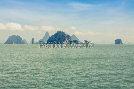 great rocky mountain in phuket thailand
