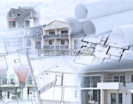 real estate and building plans