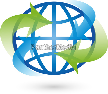 logo earth globe globe