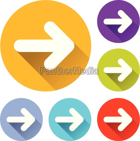 next icons