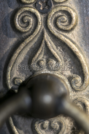 antique knocker