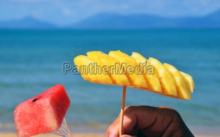 pineapple co healthy beach