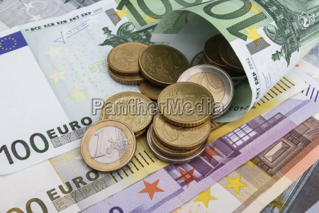 euro eur notes and coins business