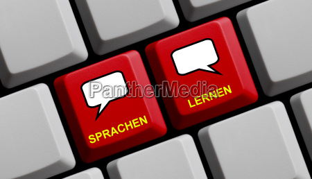 computer keyboard learn languages