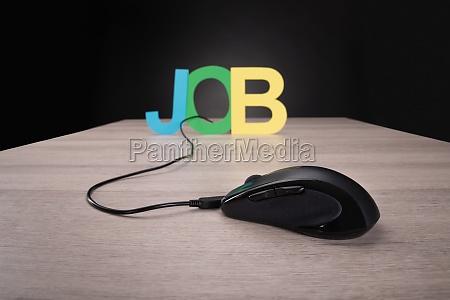 online, job, concept - 13684210