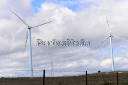 wind turbines in spain wind energy