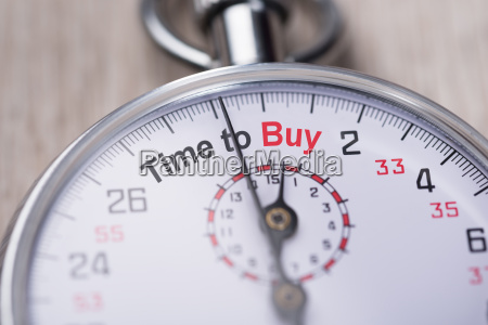 stopwatch, showing, time, to, buy - 13686918
