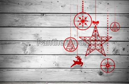composite, image, of, hanging, red, christmas - 13694300