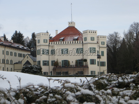 possenhofen castle