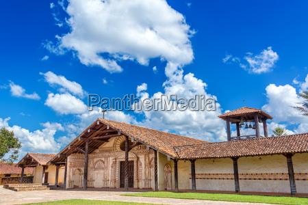 san javier bolivia church