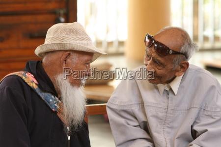 seniors in india