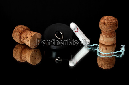 closures tampon cork stopper