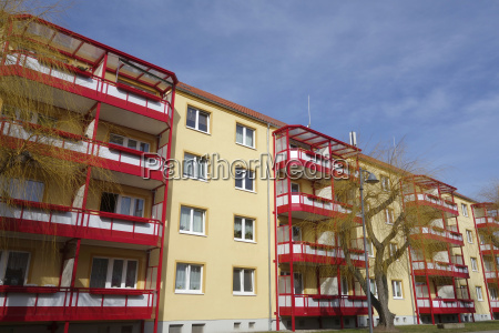 social housing in the harz