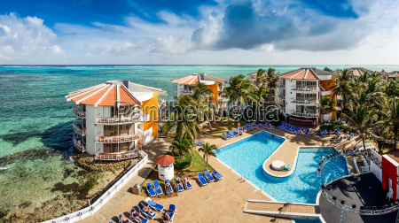 decameron aquarium hotel in san andres