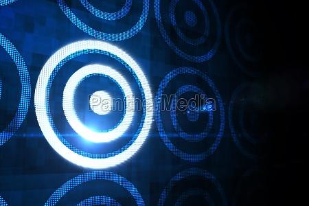 digital, target, over, computing, design - 13738751