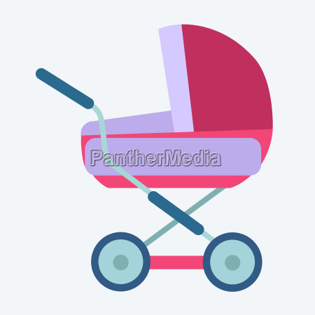 baby, carriage - 13760787