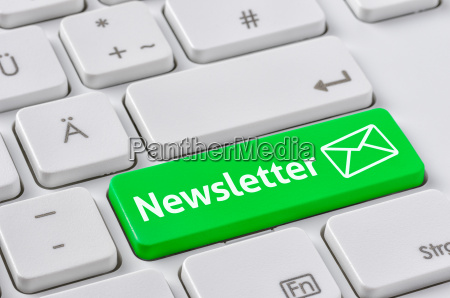 keyboard with color key newsletter