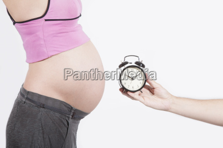 alarm clock for tummy pregnant