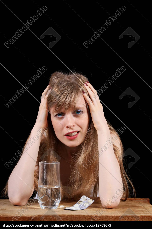annoying, headache - 13768673
