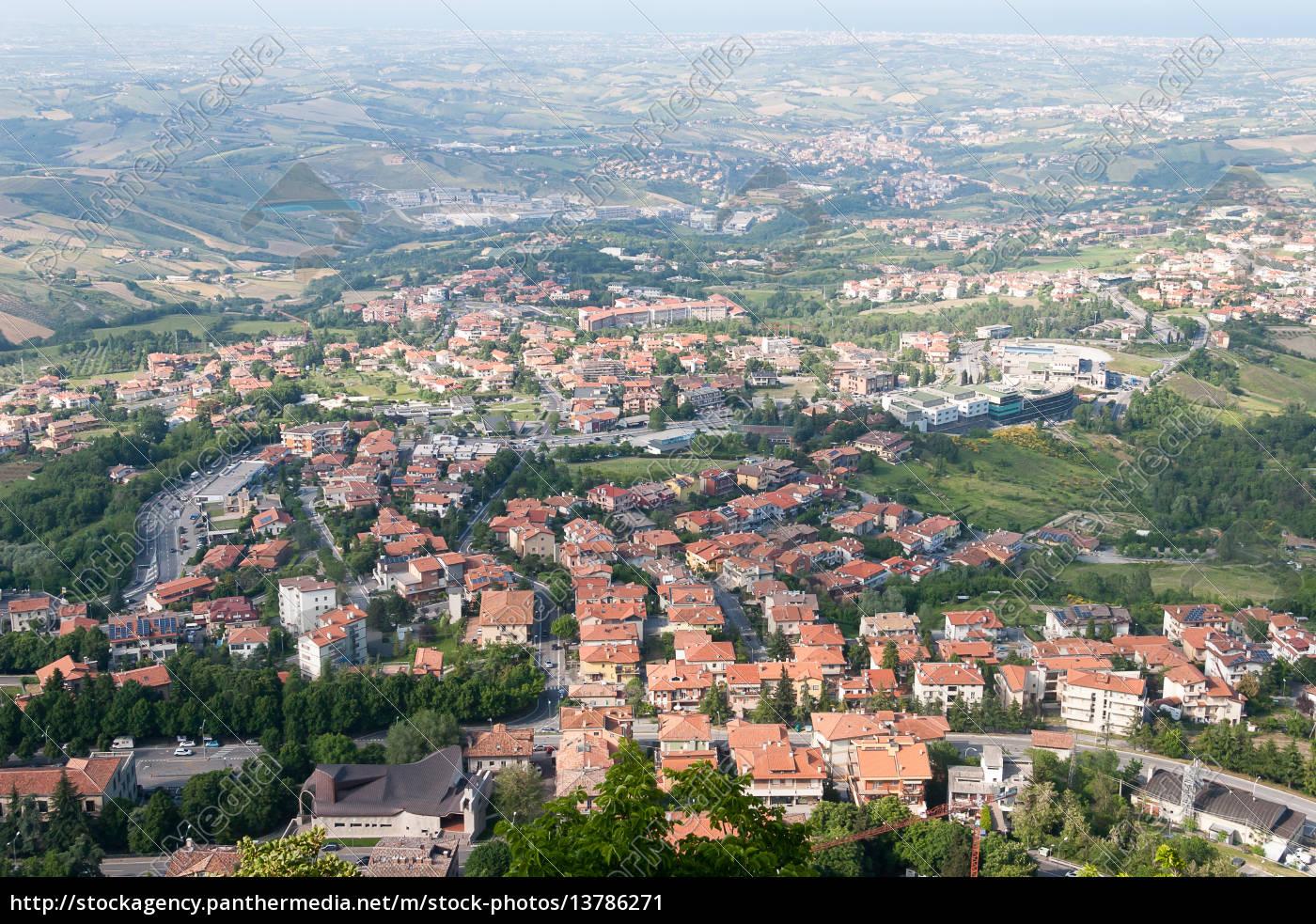 san-marino, cityscape - 13786271