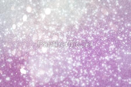 shimmering light design on purple