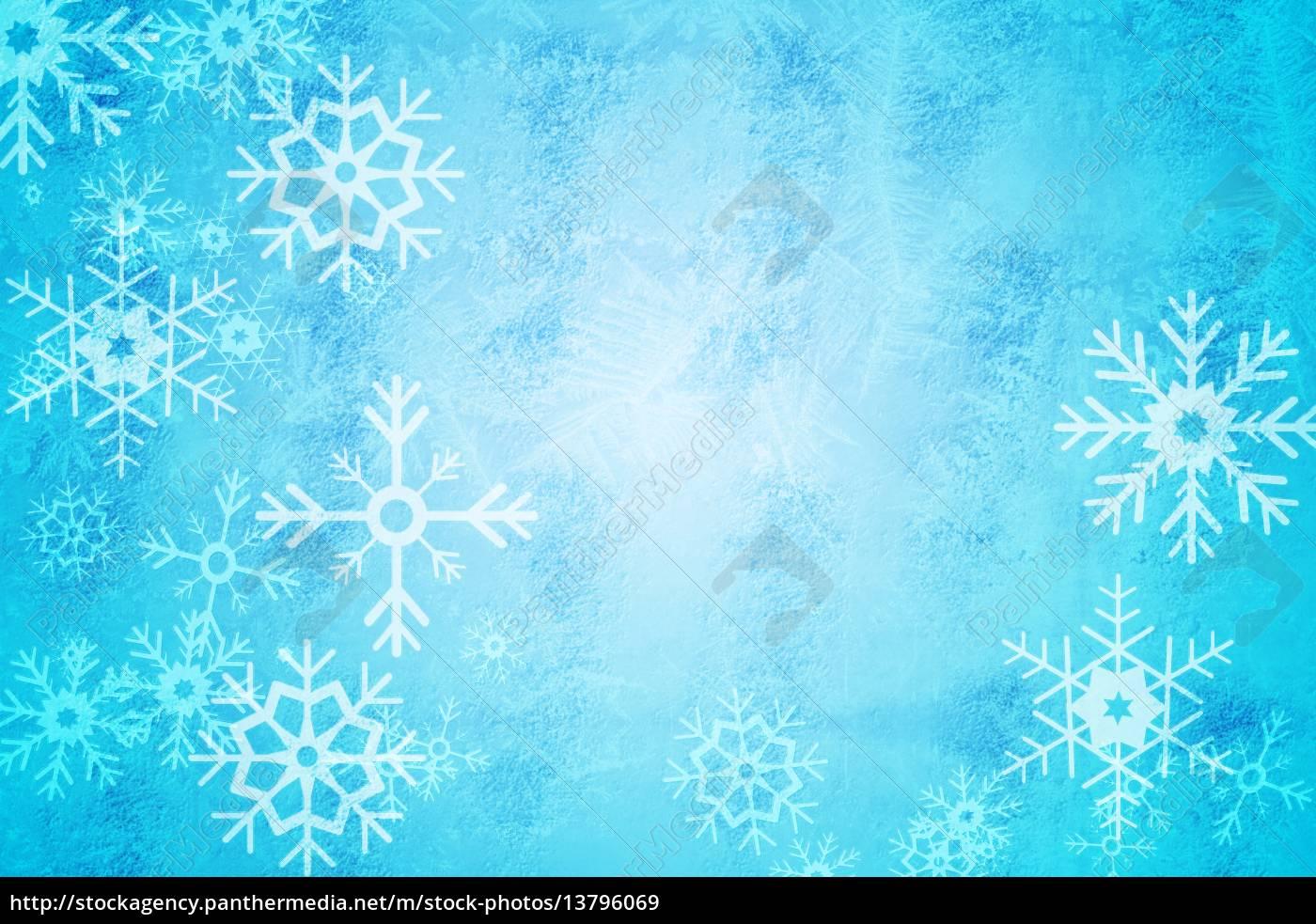 blue, snow, flake, pattern, design - 13796069