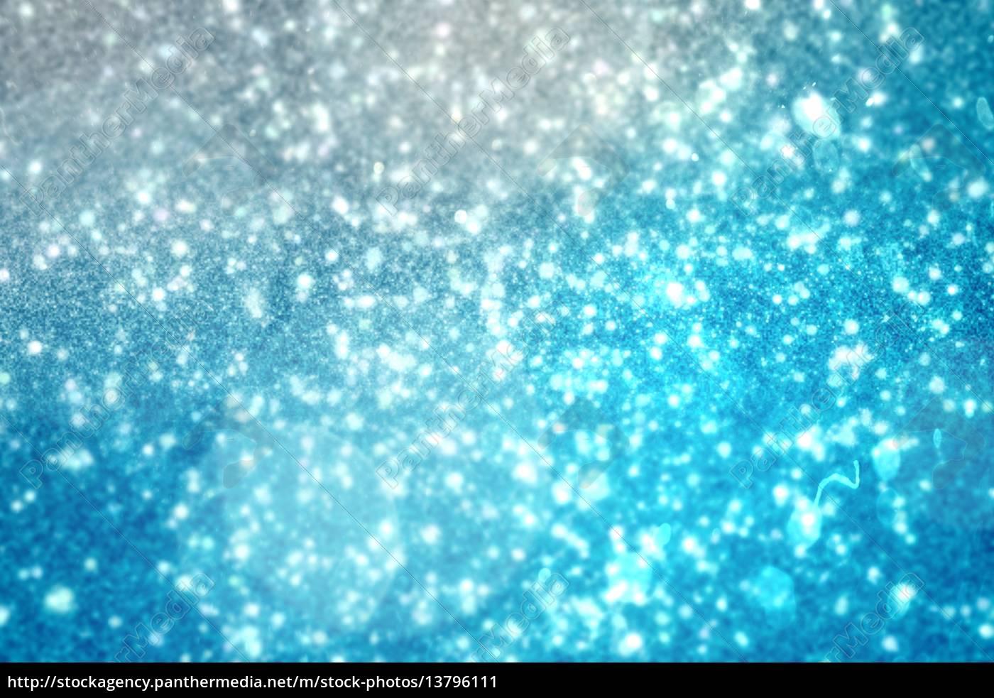 shimmering, light, design, on, blue - 13796111