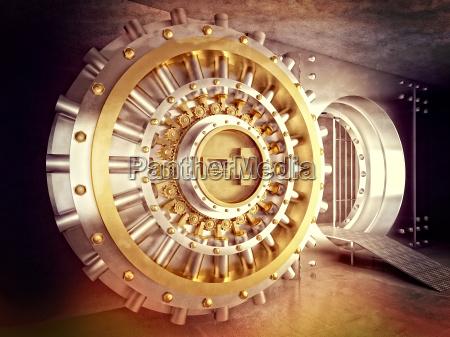 solid vault