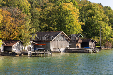 lakeside lake starnberg