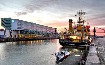 hotel fischereihafen bremerhaven