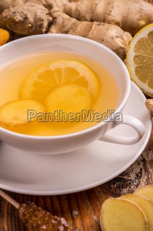 ginger, tea - 13824409
