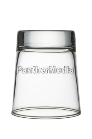 inverted glass