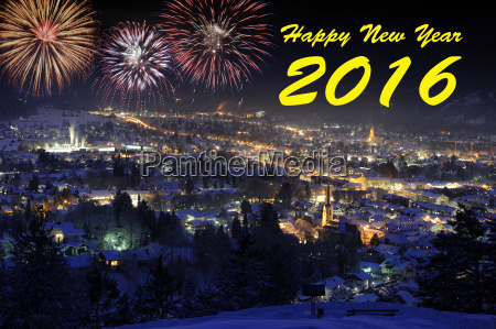 new year and new year 2016