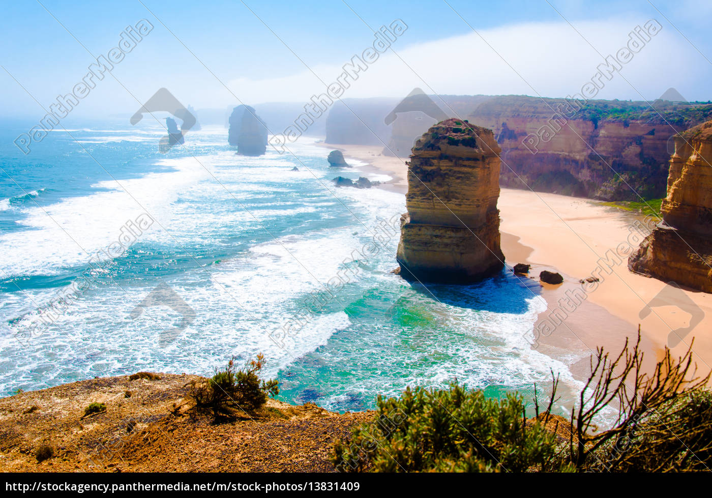 the, twelve, apostles, , by, the - 13831409