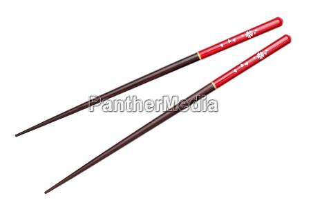 japanese chopsticks cherry blossom flower pattern