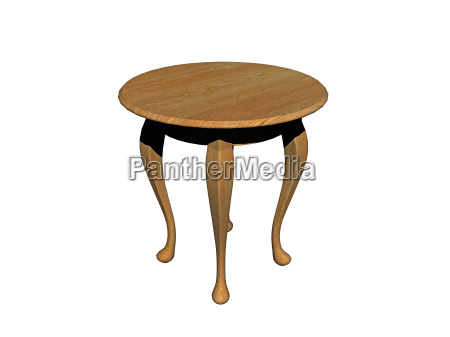 exempted antique table