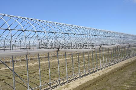 agricultural building construction frame