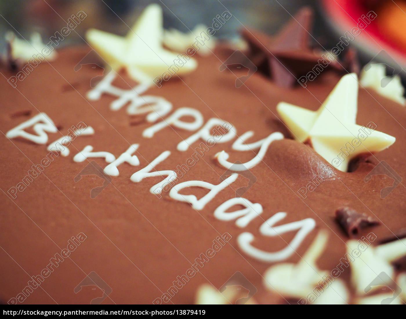 Astonishing Happy Birthday Chocolate Cake Royalty Free Image 13879419 Birthday Cards Printable Opercafe Filternl