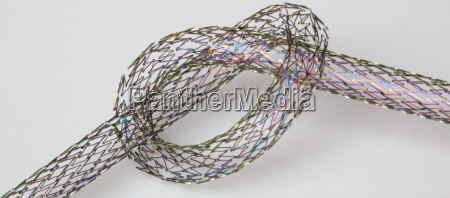 nodes in the stent