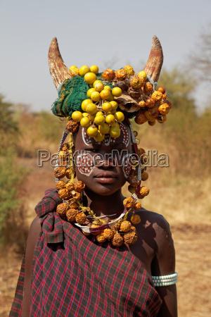 young morsi woman