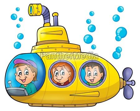 submarine theme image 1