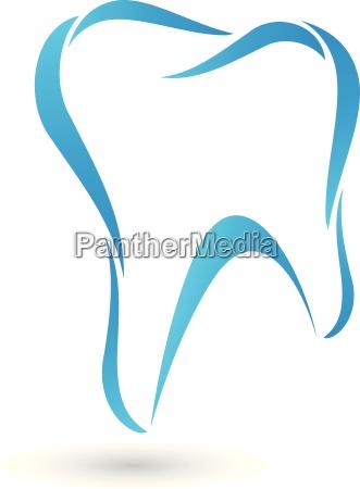 dente logo dentista