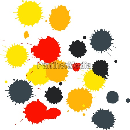 blot background with copy space