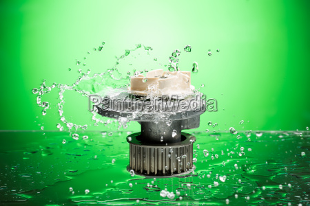 auto parts engine cooling pump in