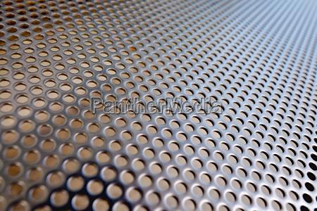 hole mesh pattern