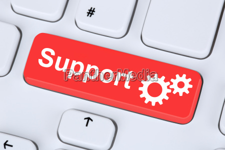 support help service on the internet