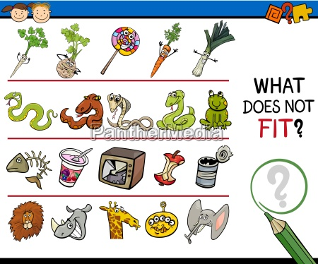 what, does, not, fit, game, cartoon - 14038165