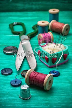 working, tool, dressmaker - 14038411